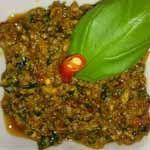Rode Pesto Maken